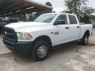 2013 Ram 2500 Crew Cab 4x4 Tradesman Houston, Mississippi