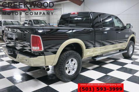 2013 Ram 2500 Dodge Laramie Longhorn 4x4 Diesel Mega Cab Nav Roof NICE in Searcy, AR