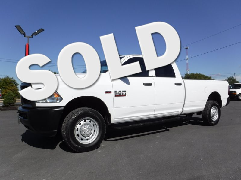2013 Ram 2500 Crew Cab Long Bed Tradesman 4x4 in Ephrata PA