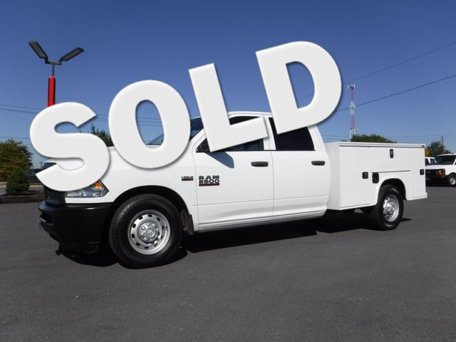 2013 Ram 2500 Crew Cab 2wd with New 8' Knapheide Utility Bed in Lancaster, PA PA