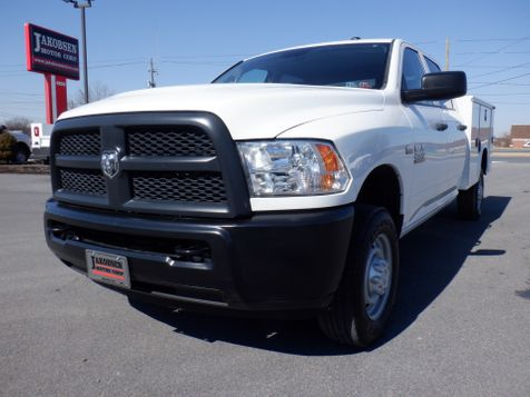 2013 Ram 2500 Crew Cab 4x4 with New 8' Knapheide Utility Bed in Ephrata, PA