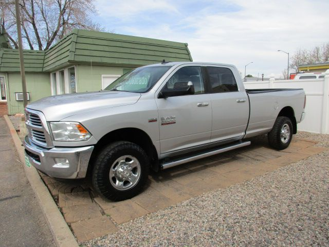 2013 Ram 2500 Crew Cab Long Bed Big Horn