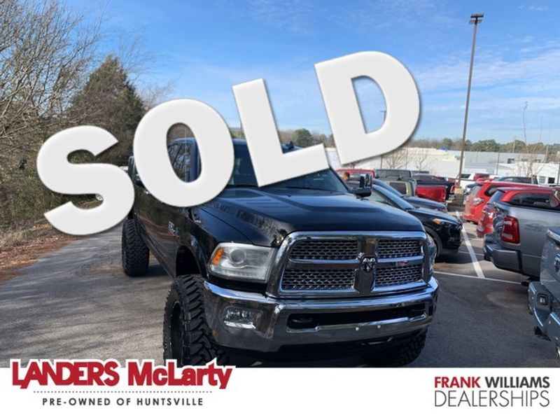 2013 Ram 2500 Laramie | Huntsville, Alabama | Landers Mclarty DCJ & Subaru in Huntsville Alabama