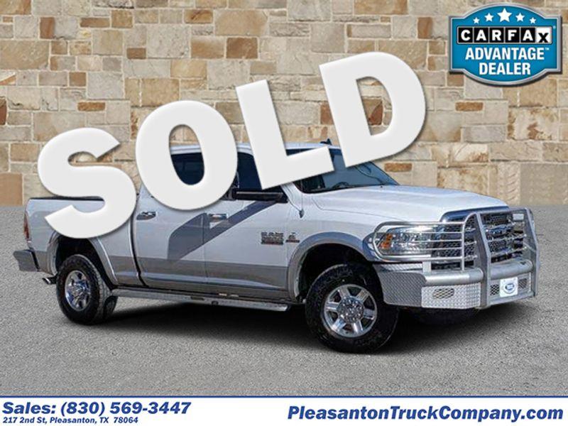2013 Ram 2500 Laramie | Pleasanton, TX | Pleasanton Truck Company in Pleasanton TX