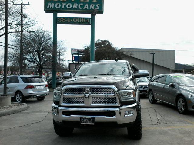 2013 Ram MEGA CAB 2500 4X4  MEGA Laramie 6.7 DIESEL San Antonio, Texas 1