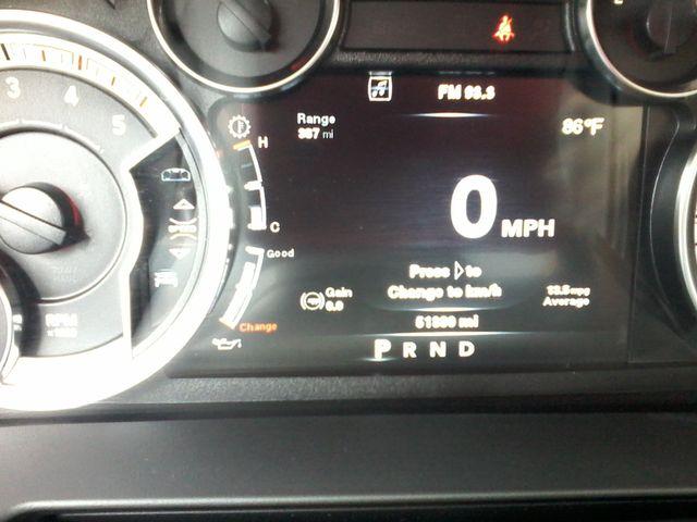 2013 Ram MEGA CAB 2500 4X4  MEGA Laramie 6.7 DIESEL San Antonio, Texas 16