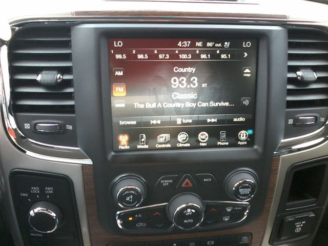 2013 Ram MEGA CAB 2500 4X4  MEGA Laramie 6.7 DIESEL San Antonio, Texas 18