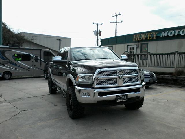 2013 Ram MEGA CAB 2500 4X4  MEGA Laramie 6.7 DIESEL San Antonio, Texas 2