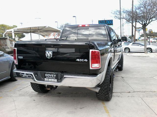 2013 Ram MEGA CAB 2500 4X4  MEGA Laramie 6.7 DIESEL San Antonio, Texas 5