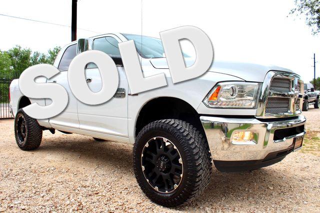 2013 Ram 2500 Longhorn Laramie Crew Cab 6.7L Cummins Diesel Auto Sealy, Texas