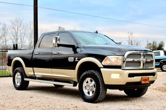 2013 Ram 2500 Laramie Longhorn Crew 4X4 6.7L Cummins Diesel Auto Sealy, Texas 1