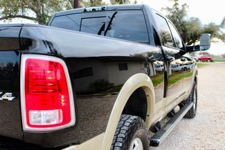 2013 Ram 2500 Laramie Longhorn Crew 4X4 6.7L Cummins Diesel Auto Sealy, Texas 10