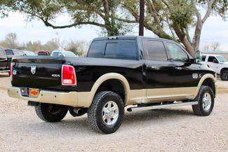 2013 Ram 2500 Laramie Longhorn Crew 4X4 6.7L Cummins Diesel Auto Sealy, Texas 11