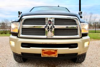 2013 Ram 2500 Laramie Longhorn Crew 4X4 6.7L Cummins Diesel Auto Sealy, Texas 13