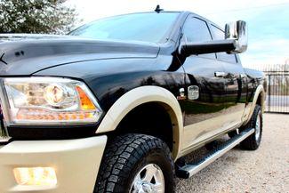 2013 Ram 2500 Laramie Longhorn Crew 4X4 6.7L Cummins Diesel Auto Sealy, Texas 4