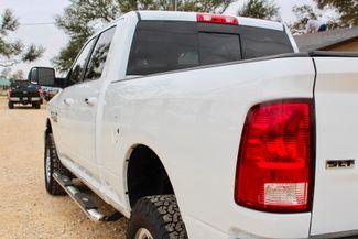 2013 Ram 2500 SLT Crew Cab 4X4 6.7L Cummins Diesel Auto Sealy, Texas 8