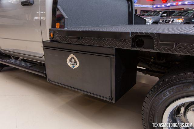 2013 Ram 3500 Tradesman Flatbed DRW 4X4 in Addison Texas, 75001