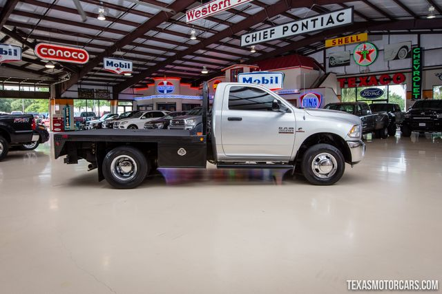 2013 Ram 3500 Tradesman Flatbed DRW 4X4 in Addison Texas, 75001