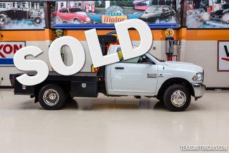 2013 Ram 3500 Tradesman 4X4 Flatbed Dually in Addison Texas, 75001