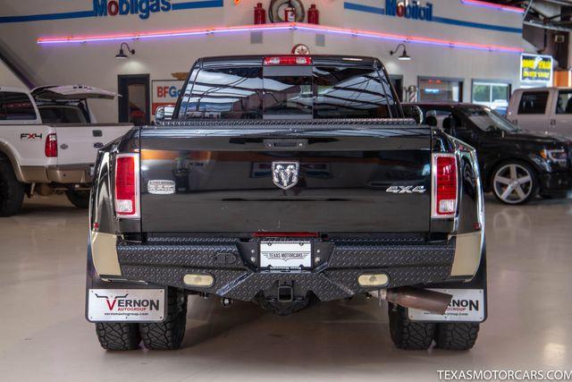 2013 Ram 3500 Laramie Longhorn 4x4 in Addison, Texas 75001