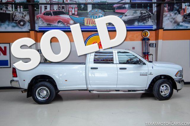 2013 Ram 3500 Tradesman DRW
