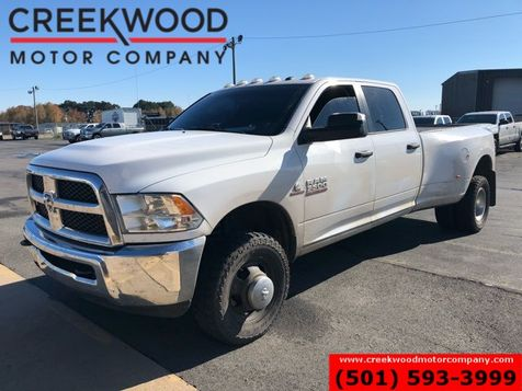 2013 Ram 3500 Dodge ST SLT 4x4 Diesel Dually Low Miles White New Tires in Searcy, AR