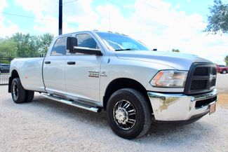 2013 Ram 3500 DRW Tradesman Crew Cab 2wd 6.7L Cummins Diesel 6 Speed Manual in Sealy, Texas 77474