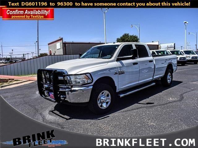 2013 Ram 3500 Tradesman | Lubbock, TX | Brink Fleet in Lubbock TX