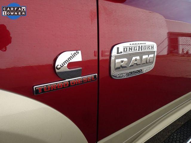 2013 Ram 3500 Laramie Longhorn Madison, NC 11
