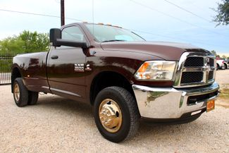 2013 Ram 3500 DRW Tradesman Single Cab 4x4 6.7L Cummins Diesel Dually Aisin Auto in Sealy, Texas 77474