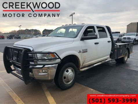 2013 Ram 3500 Dodge ST SLT 4x4 Diesel Auto Utility Service Flatbed in Searcy, AR