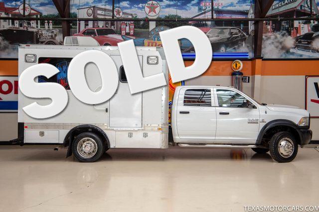 2013 Ram 4500 Tradesman 4x4