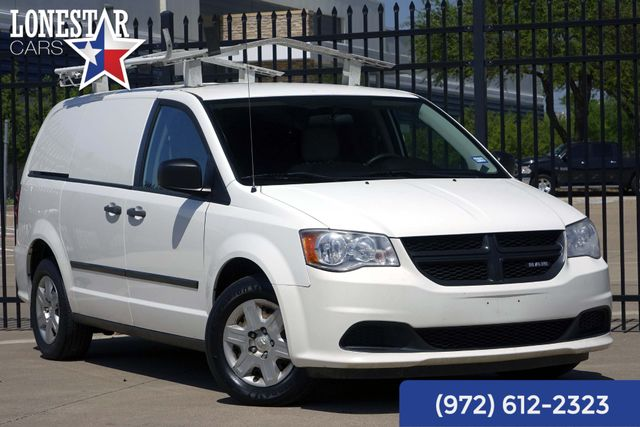 2013 Ram Tradesman Cargo One Owner Clean Carfax 24 Service Records