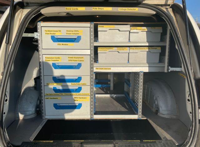 2013 Ram Cargo Van Tradesman Hoosick Falls, New York 4