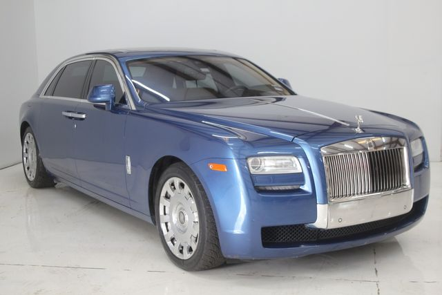 2013 Rolls-Royce Ghost EWB Houston, Texas 3