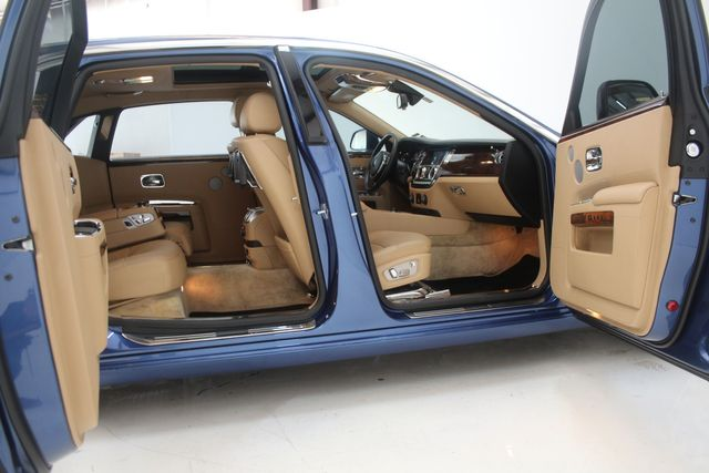 2013 Rolls-Royce Ghost EWB Houston, Texas 40