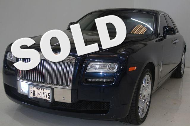 2013 Rolls-Royce Ghost Houston, Texas 0