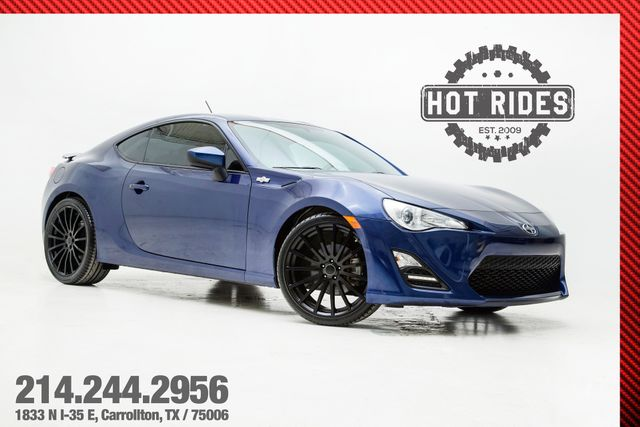2013 Scion FR-S Supercharged