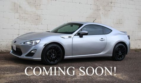 2013 Scion FR-S Coupe w/Blacked Out Rims Tinted Windows Pioneer Audio w/Streaming Bluetooth in Eau Claire