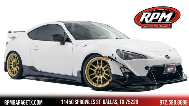2013 Scion FR-S with Many Upgrades