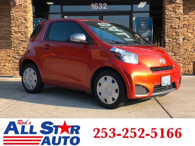 2013 Scion iQ Base in Puyallup Washington, 98371