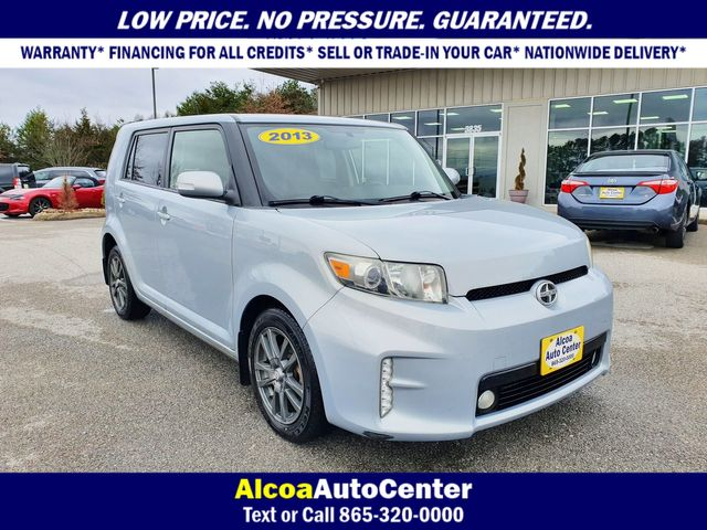 2013 Scion xB 10 Series LTD 5-Speed 0969 of 2100