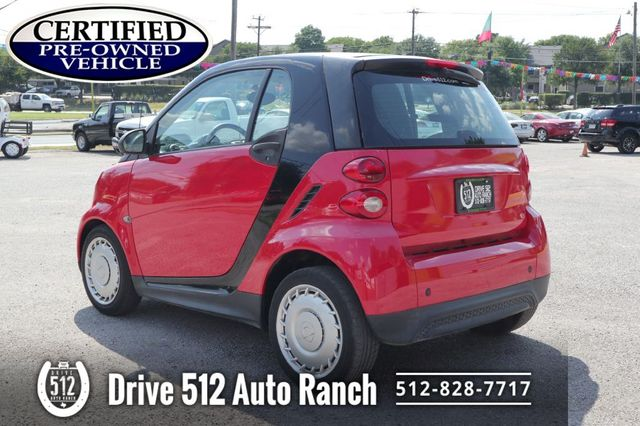 2013 Smart fortwo Pure in Austin, TX 78745