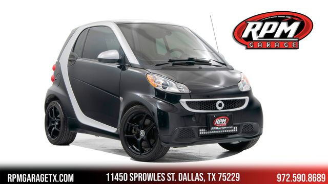 2013 Smart fortwo Passion with Many Upgrades in Dallas, TX 75229