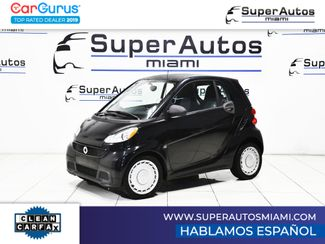 2013 Smart Fortwo pure with Low Mileage in Doral, FL 33166
