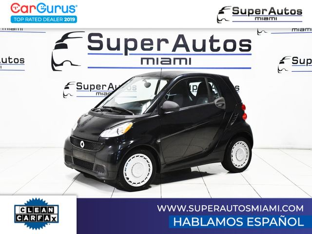 2013 Smart Fortwo pure with Low Mileage
