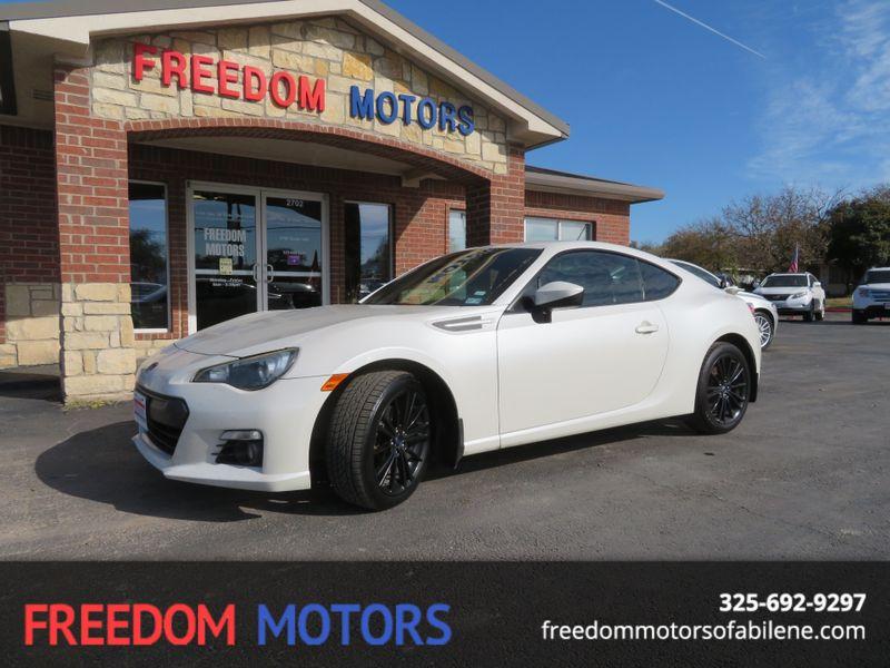 2013 Subaru BRZ Limited   Abilene, Texas   Freedom Motors  in Abilene Texas