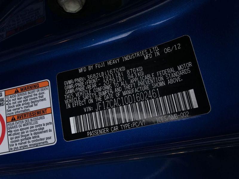 2013 Subaru BRZ Limited  in Bangor, ME