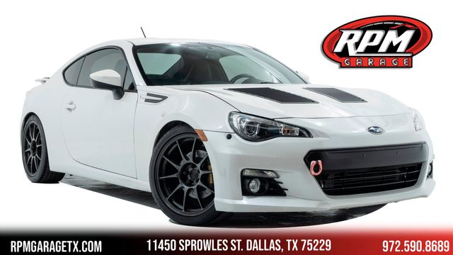 2013 Subaru BRZ Limited Supercharged with Many Upgrades