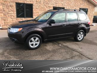 2013 Subaru Forester 2.5X Farmington, MN